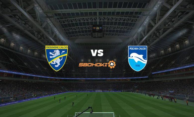 Live Streaming  Frosinone vs Pescara 19 Februari 2021 1