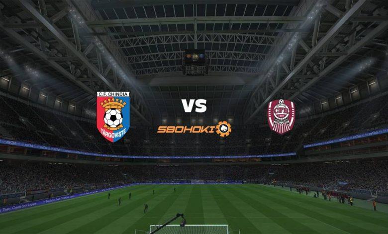 Live Streaming  Chindia Targoviste vs CFR Cluj-Napoca 1 Februari 2021 1