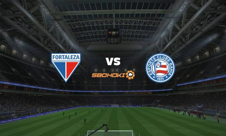 Live Streaming  Fortaleza vs Bahia 21 Februari 2021 1