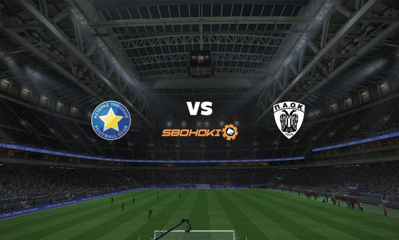 Live Streaming  Asteras Tripoli vs PAOK Salonika 27 Februari 2021 1