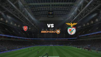 Photo of Live Streaming  Arsenal vs Benfica 25 Februari 2021