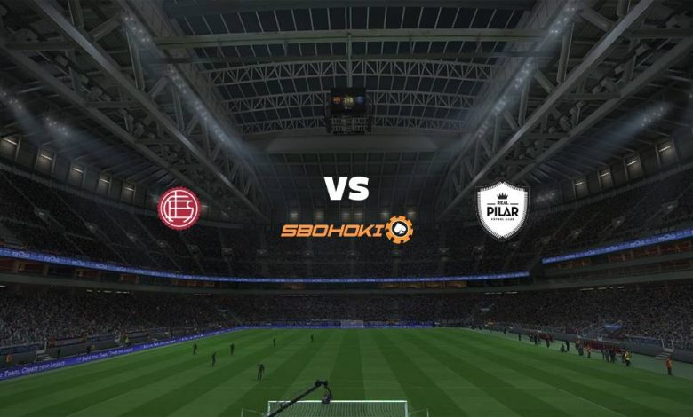 Live Streaming  Lanús vs Real Pilar 24 Februari 2021 1