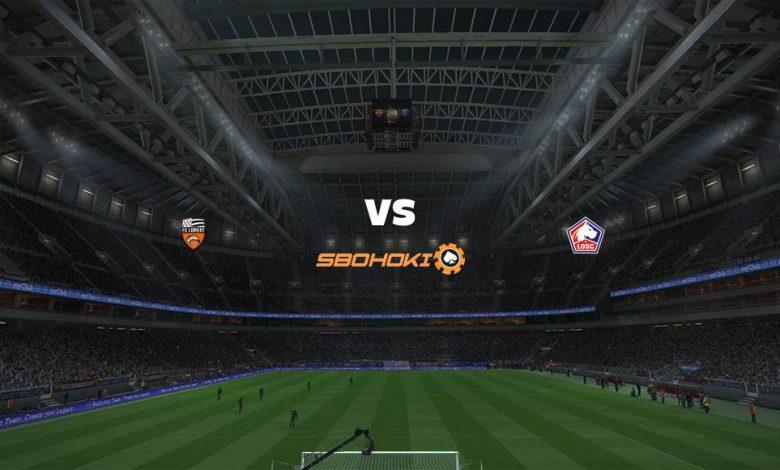 Live Streaming  Lorient vs Lille 21 Februari 2021 1