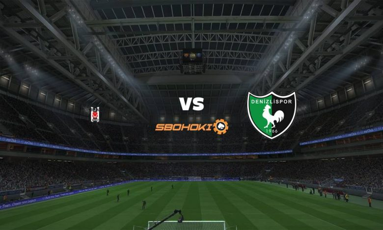 Live Streaming  Besiktas vs Denizlispor 26 Februari 2021 1