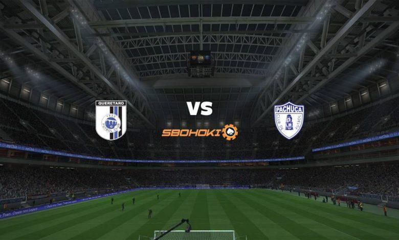 Live Streaming  Querétaro vs Pachuca 5 Februari 2021 1