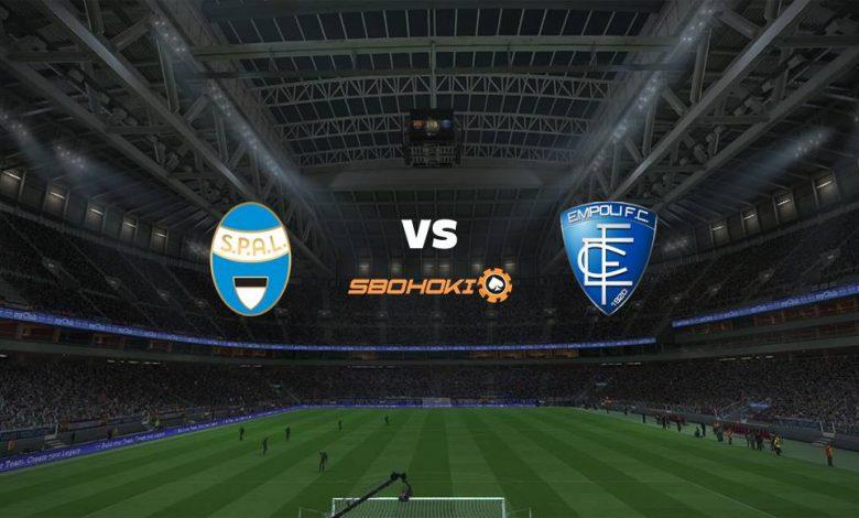Live Streaming  Spal vs Empoli 13 Februari 2021 1
