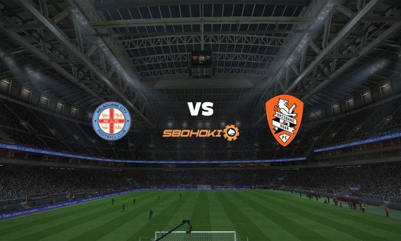 Live Streaming  Melbourne City FC vs Brisbane Roar 26 Februari 2021 1