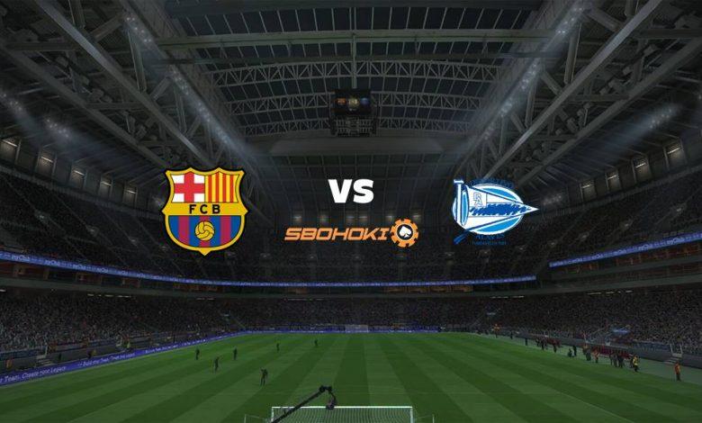 Live Streaming  Barcelona vs Alavés 13 Februari 2021 1
