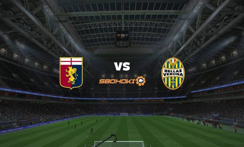 Live Streaming  Genoa vs Hellas Verona 20 Februari 2021 1