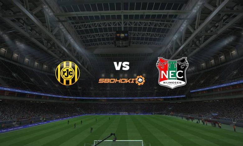 Live Streaming  Roda JC Kerkrade vs NEC Nijmegen 26 Februari 2021 1