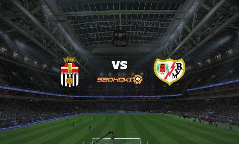 Live Streaming  FC Cartagena vs Rayo Vallecano 13 Februari 2021 1