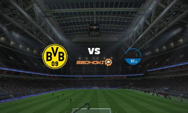 Live Streaming  Borussia Dortmund vs SC Paderborn 07 2 Februari 2021 1