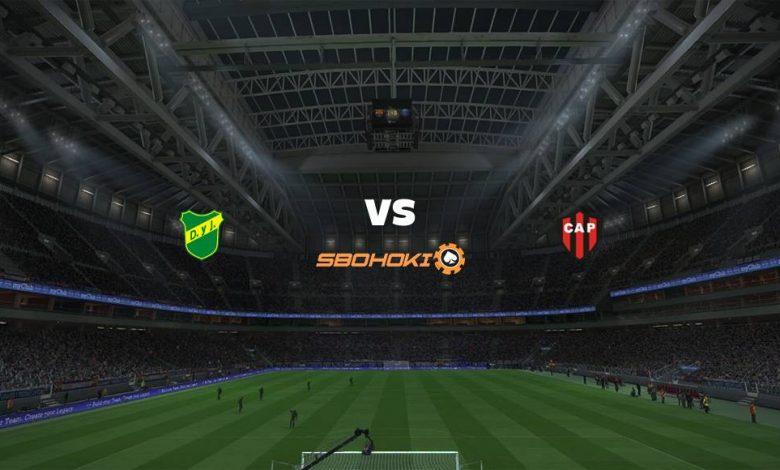 Live Streaming  Defensa y Justicia vs Patronato 26 Februari 2021 1
