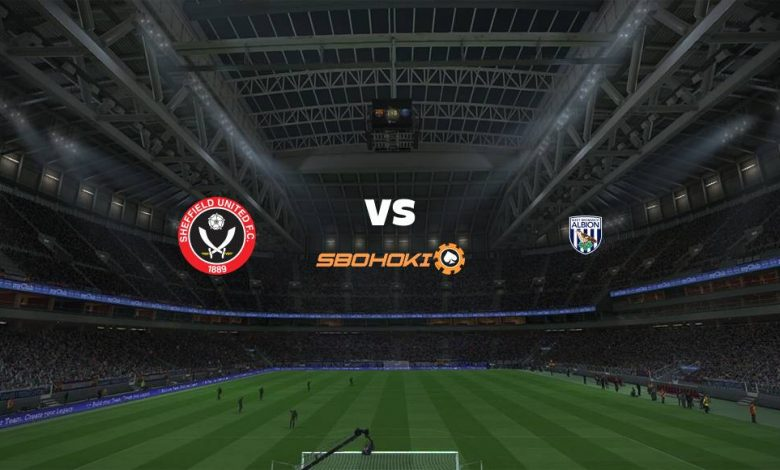 Live Streaming  Sheffield United vs West Bromwich Albion 2 Februari 2021 1