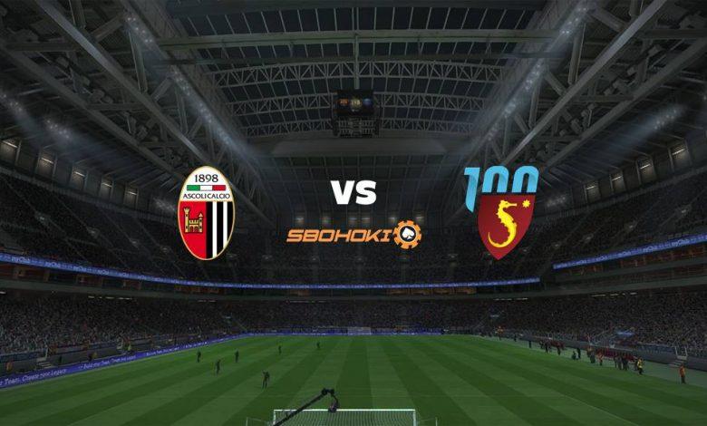 Live Streaming  Ascoli vs Salernitana 20 Februari 2021 1