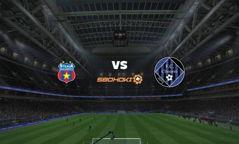Live Streaming  FCSB vs Academica Clinceni 7 Februari 2021 1