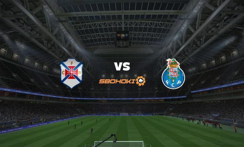 Live Streaming  Belenenses vs FC Porto 4 Februari 2021 1