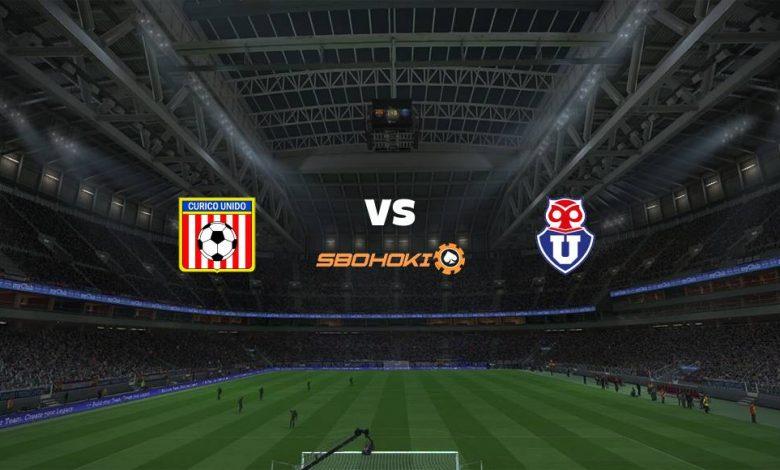 Live Streaming  Curicó Unido vs Universidad de Chile 10 Februari 2021 1