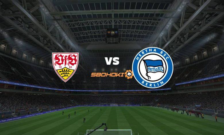 Live Streaming  Stuttgart vs Hertha Berlin 13 Februari 2021 1