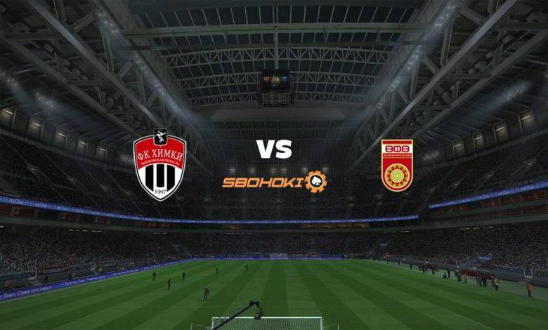 Live Streaming  FC Khimki vs FC Ufa 27 Februari 2021 1