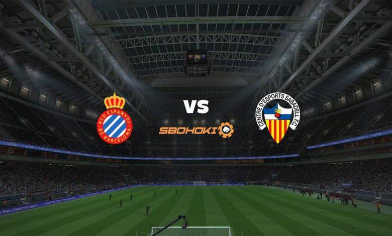 Live Streaming  Espanyol vs CD Sabadell 20 Februari 2021 1