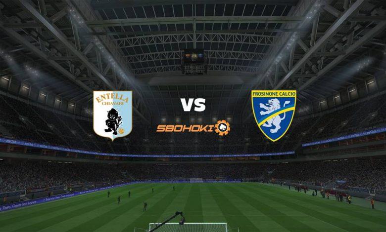 Live Streaming  Virtus Entella vs Frosinone 14 Februari 2021 1