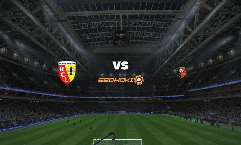 Live Streaming  Lens vs Rennes 6 Februari 2021 1