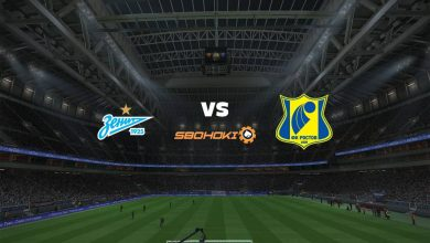 Photo of Live Streaming  Zenit St Petersburg vs Rostov 27 Februari 2021