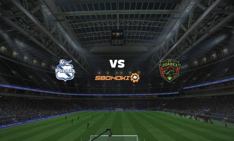 Live Streaming  Puebla vs FC Juarez 13 Februari 2021 1