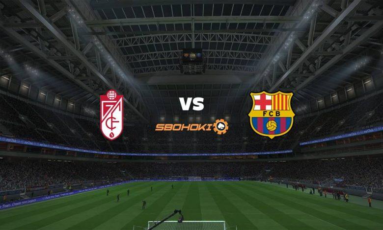 Live Streaming  Granada vs Barcelona 3 Februari 2021 1