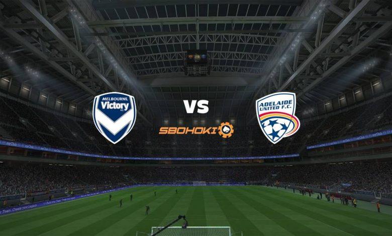 Live Streaming  Melbourne Victory vs Adelaide United 27 Februari 2021 1