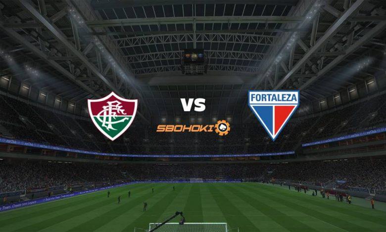 Live Streaming  Fluminense vs Fortaleza 26 Februari 2021 1