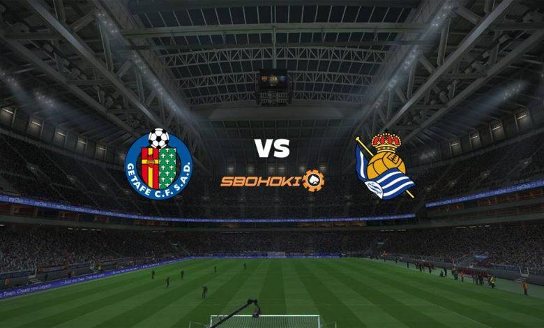 Live Streaming  Getafe vs Real Sociedad 14 Februari 2021 1