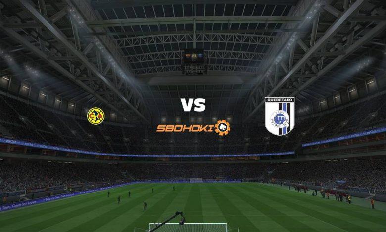 Live Streaming  América vs Querétaro 14 Februari 2021 1