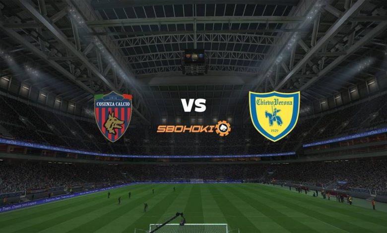 Live Streaming  Cosenza vs Chievo 27 Februari 2021 1