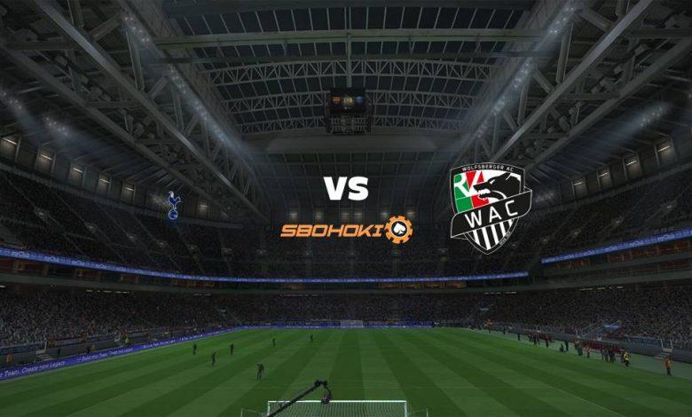 Live Streaming  Tottenham Hotspur vs Wolfsberger 24 Februari 2021 1