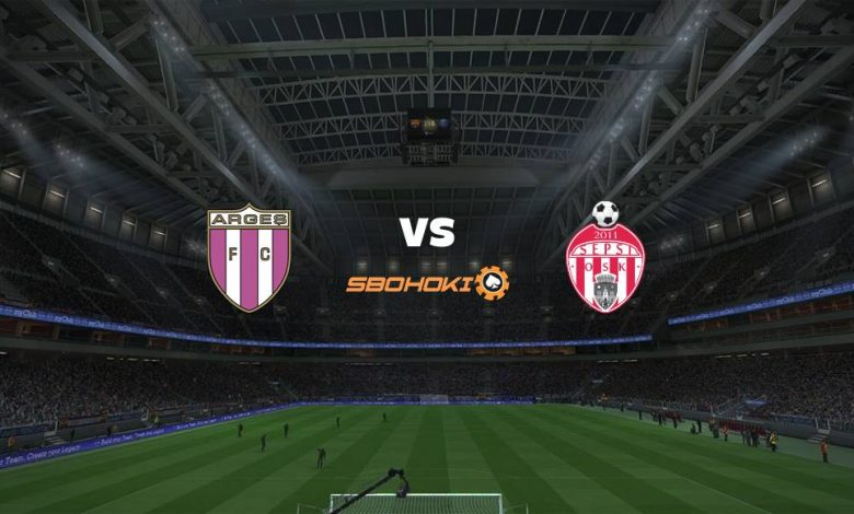 Live Streaming  FC Arges vs Sepsi Sfantu Gheorghe 2 Februari 2021 1
