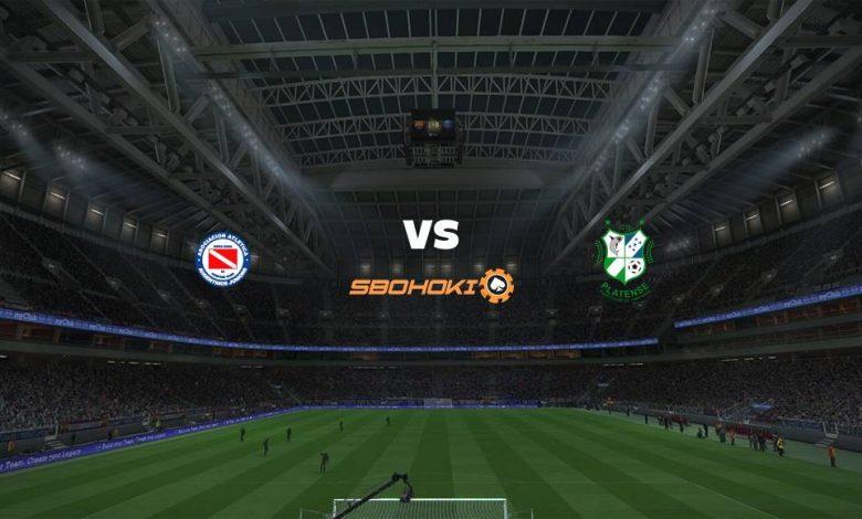 Live Streaming  Argentinos Juniors vs Platense 21 Februari 2021 1