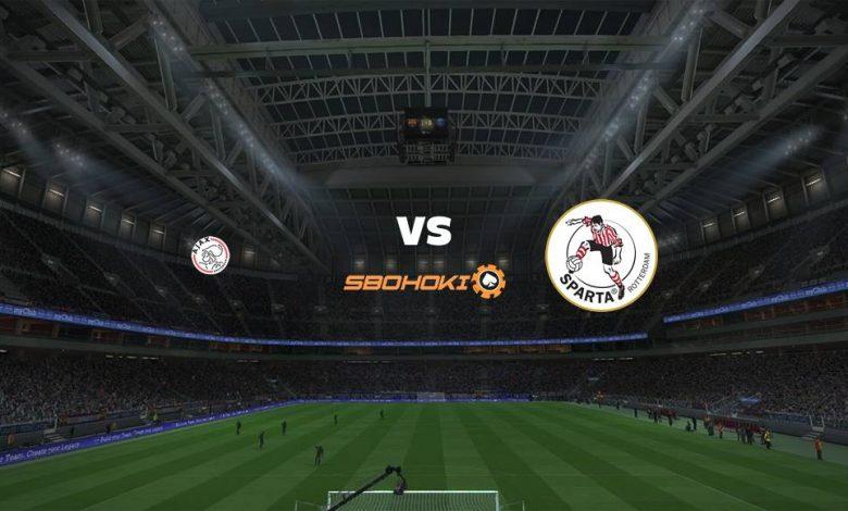 Live Streaming  Ajax Amsterdam vs Sparta Rotterdam 21 Februari 2021 1