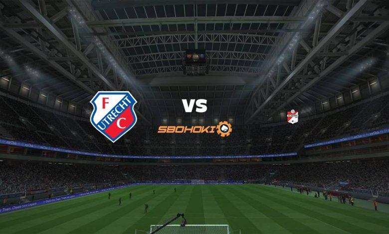 Live Streaming  FC Utrecht vs FC Emmen 27 Februari 2021 1