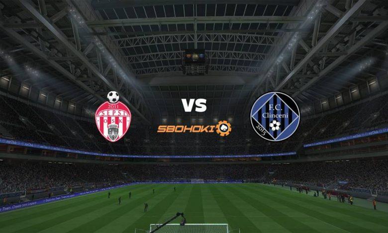 Live Streaming  Sepsi Sfantu Gheorghe vs Academica Clinceni 20 Februari 2021 1