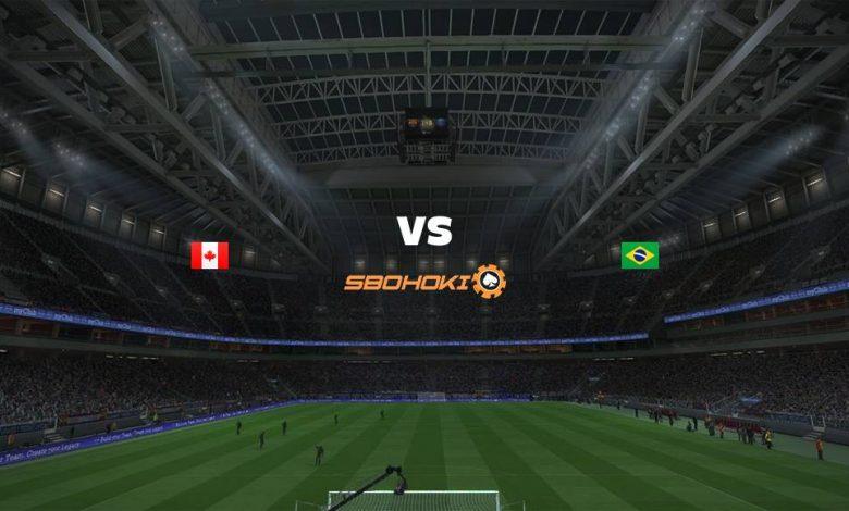 Live Streaming  Canada vs Brazil 24 Februari 2021 1