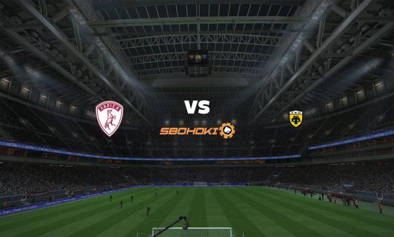Live Streaming  Larissa FC vs AEK Athens 14 Februari 2021 1