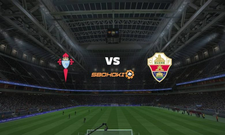 Live Streaming  Celta Vigo vs Elche 12 Februari 2021 1