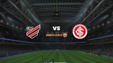 Photo of Live Streaming  Athletico-PR vs Internacional 5 Februari 2021