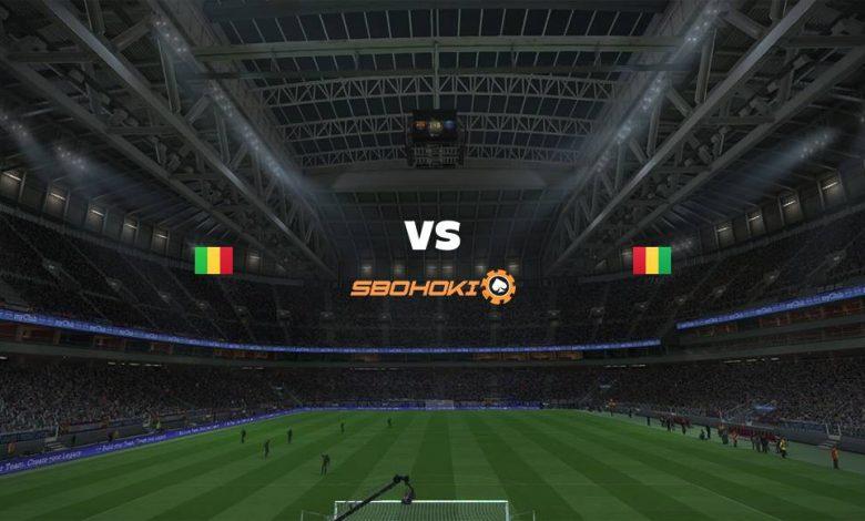 Live Streaming  Mali vs Guinea 3 Februari 2021 1