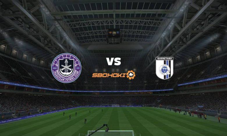 Live Streaming  Mazatlán FC vs Querétaro 27 Februari 2021 1