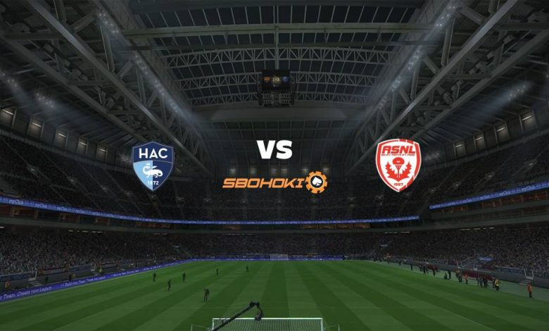 Live Streaming  Le Havre AC vs AS Nancy Lorraine 2 Februari 2021 1