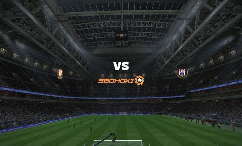 Live Streaming  Standard Liege vs Anderlecht 28 Februari 2021 1