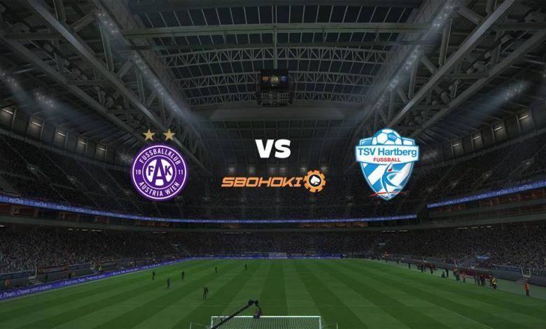 Live Streaming  Austria Vienna vs TSV Hartberg 14 Februari 2021 1